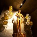 Живая скульптура Оскар