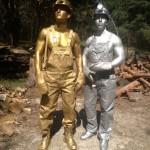 ЖС шахтеры
